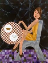 Croissant au chocolat - Ingrid Osternack - UA