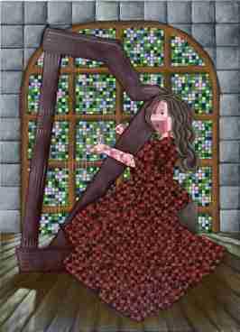 Harpista - Ingrid Osternack