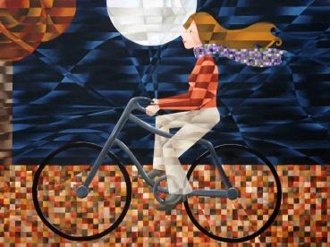 La ciclista - Ingrid Osternack - UA
